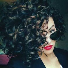 Fabulous Curly Hair