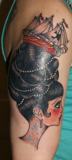 This is a Tattoo design by #Angelique_Houtkamp