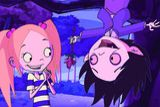 Oskar & Sunshine.                            I just thought this was adorable. For those who don't know, this is a German cartoon I found on Netflix called School for Little Vampires and it is a really cute cartoon with lots of potential.