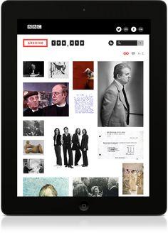 BBC Archive tablet design   Kwang-Su Kim