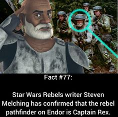OMG OMG OMG // Star Wars Facts