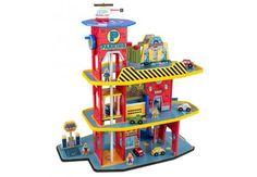 Kidkraft Deluxe Garage Set, Garage Play Set