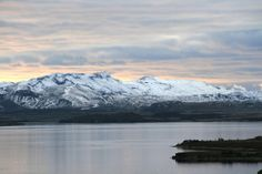 Interesting Facts About Iceland: Landscape view - somewhere between Reykjavik and Thingvellir