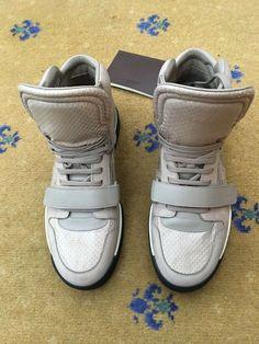 a4f12a09dc26 eBay  Sponsored New Louis Vuitton Mens Shoes Beige Trailblazer UK 8 US 9 42  High