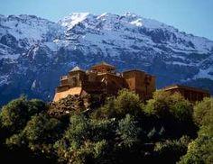 Kasbah Du Toubkal - Photo courtesy Kasbah Du Toubkal / National Geographic Unique Lodges of the World