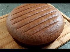 Superlicious Fluffy & Soft Chocolate Chiffon Cake - YouTube Fluffy Chocolate Cake, Chocolate Chiffon Cake, Chocolate Sponge Cake, Best Chocolate, Cake Cookies, Cupcake Cakes, Cupcakes, Chocolat Cake, Cake Recipes