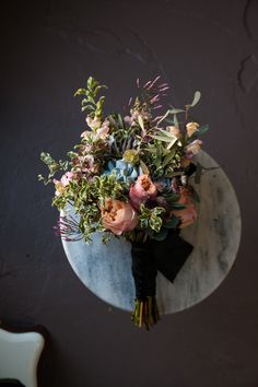 Bramble Floral Design | Portland Florist | Portland Weddings | Oregon Weddings | Bridal bouquet | Portland florist