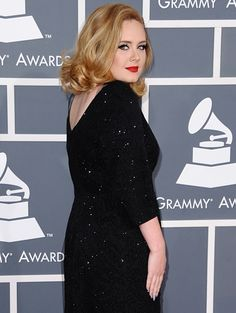Quote Adele:  I'd rather weigh a ton and make an amazing album than look like Nicole Richie and do a s*** album.   My aim in life is never to be skinny