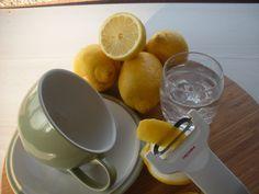 Tisana anti-cellulite al limone