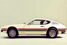 1974 Volkswagen SP2