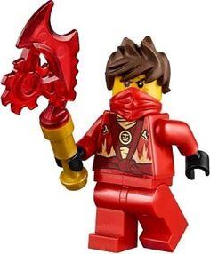 Amazon.com: Lego Ninjago Reboot - Kai: Toys & Games