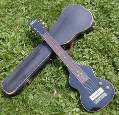Gibson Lap Steel Guitar - EH-100