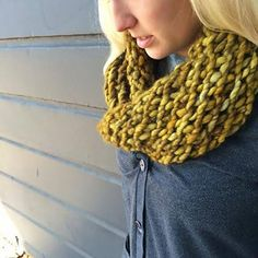 Twisted Cowl by Allison Isaacs of ImagiKnit. mallabrigo Rasta. Test colorway.