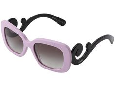 Prada 0PR 27OS Pink/Grey Gradient ~~loving these~~
