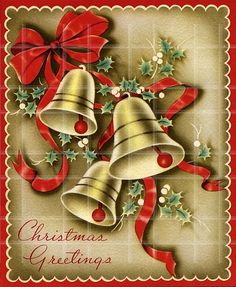 Christmas Bells...how sweet the sound
