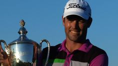 Robert Streb news conference after winning The McGladrey Classic