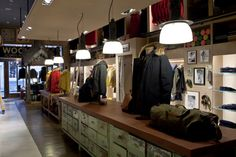 Woolrich London Store