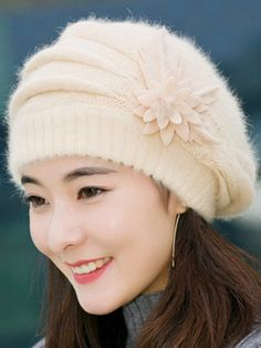 ebdc2468a2daa Elegance Fashion Faux Fur Tassel Decoration Polyamide Hats For Women -  CheapClothingCity.com $11.95 tassel