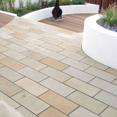 contemporary paving - Google Search