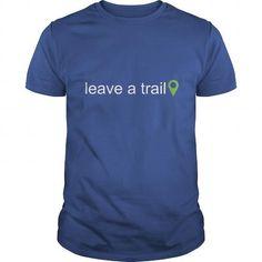 Leave a trail