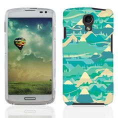 LG Volt LS740 Mountains cover - Cell Cases USA