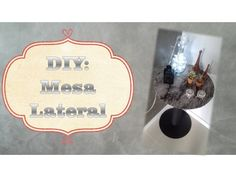Vídeo: DIY mesinha lateral!