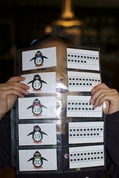 Many penguin activities in this blog post including a fun experiment!