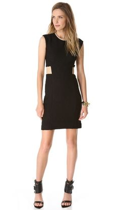 Rebecca Taylor Boucle Sheath Dress (shoes on this one are too trendy for my taste)
