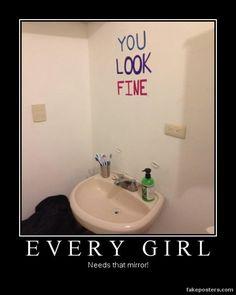Every Girl - Demotivational Poster