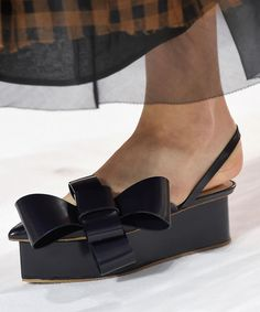 16 of the Most Lust-Worthy Shoes from #NYFW - Delpozo - from InStyle.com