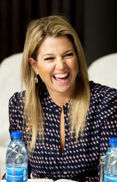 Queen Maxima Of The Netherlands Visits Tanzania - Day 3