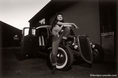 """Hot Rod"" By David Perry 