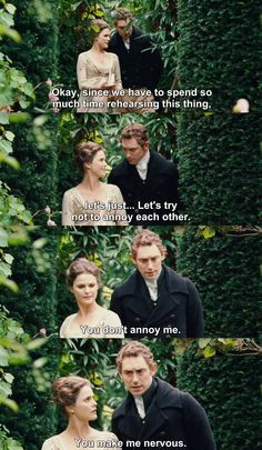 Nobley- Love this. North And South, Jane Austen Novels, Becoming Jane, Favorite Movie Quotes, Chick Flicks, Movie Lines, Pride And Prejudice, Period Dramas, Romance