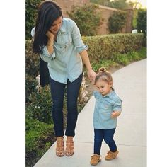 Violeta & Mom!