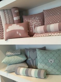 Baby Bedroom, Kids Bedroom, Baby Olivia, Baby Sewing Projects, Toddler Rooms, Baby Pillows, Baby Decor, Pillow Set, Baby Love