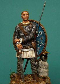 Late Roman Legionary, III Century AD.