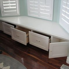 Kitchen. Cheap Decoration Bay Window Benches Come With Interior Kitchen Bench Seating For Your Best Kitchen Look Interior Design Ideas And White Rectangular Wooden Kitchen Table Plus White Wooden Kitchen Draws Along With Brown Floor Painting As Well As Yellow Wall. Kitchen Bench Seating With Storage