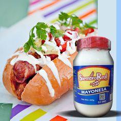 Con pocos y sencillos ingredientes y con el sabor de tu #MayonesaSiembraReal sorprende a tus invitados en todo momento.