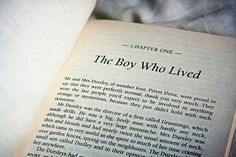 First and only Harry Potter book :) And yes, this gave me a magical childhood...