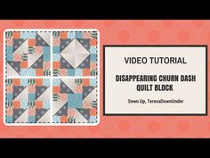 Video tutorial: Disappearing hourglass version 1 - YouTube