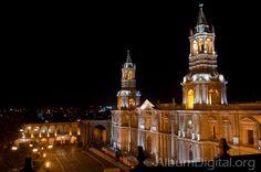 Catedral de Arequipa