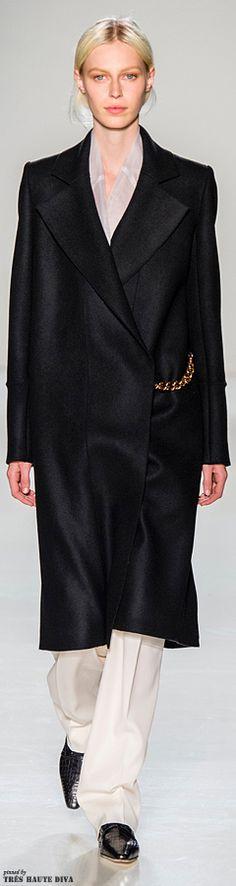 #NYFW Victoria Beckham Fall 2014 RTW http://www.vogue.com/fashion-week/