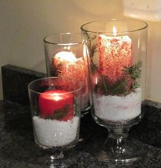 Amazing Interior Design Look At Making Your Own DIY Christmas Candles
