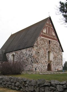 Image detail for -File:Sipoo old church.jpg - Wikipedia, the free encyclopedia