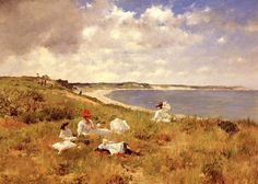 American Impressionism  William Merritt Chase