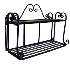 Wrought Iron WALL SHELF - Google Search