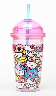 Harajuku Hello Kitty #smoothies!