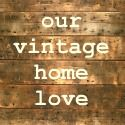 """"""" .....creating and sharing our own simple vintage style on a budget."""""""