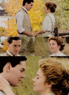 """I don't want sunbursts or marble halls - I just want, you."" - Anne Shirley"