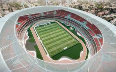 Novo Morumbi (projeto 2014) - Cicero Pompeu de Toledo Stadium, São Paulo - Brazil